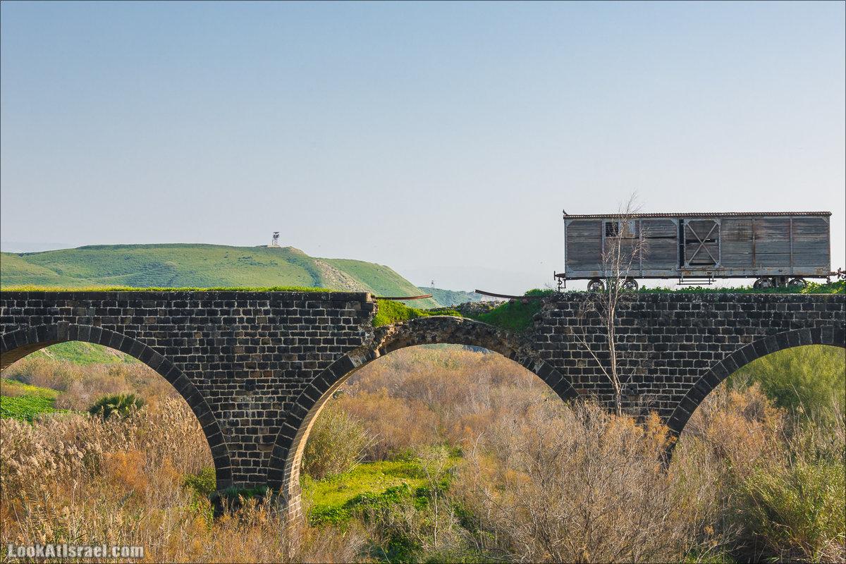 Старый мост в Наараим