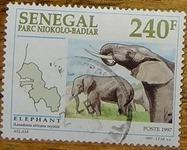 timbre Sénégal 002