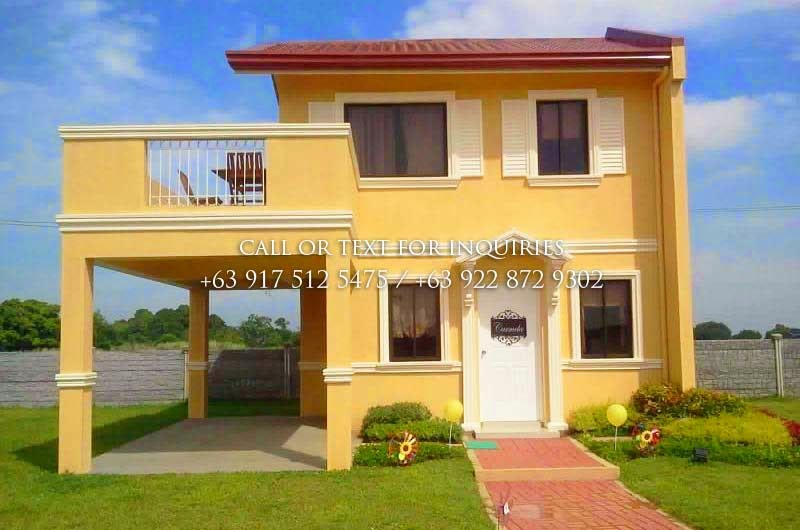 Carmela model house camella homes bacoor