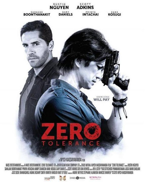 Zero Tolerance - Không khoan dung - Dustin Nguyễn