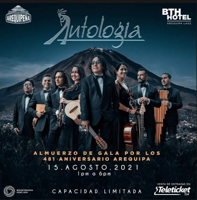 Antologia en Arequipa 2021