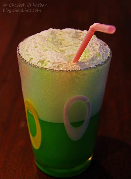 Lime Ice Soda - Ice Cream Soda at Frisco, Koregaon Park, Pune
