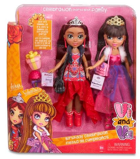 4 muñecas #ViandVa
