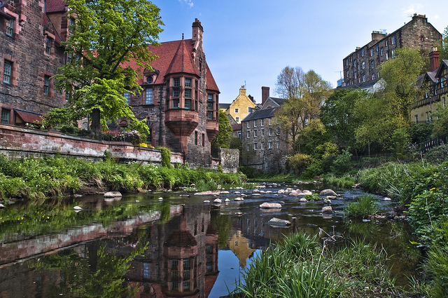 Dean Village, Edimburgo