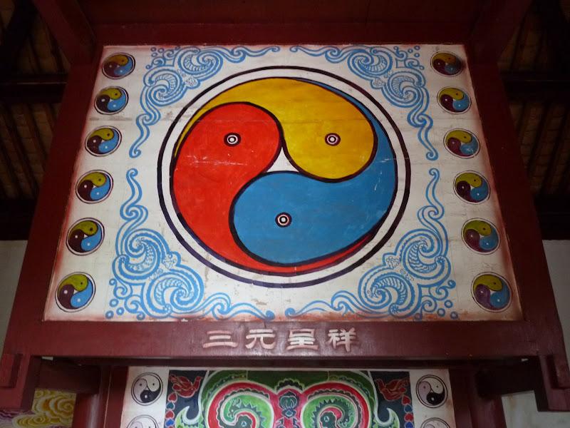CHINE.YUNNAN.KUN MING Village des minorités 2 - P1270579.JPG