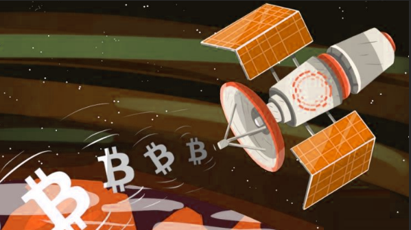 Satellites launched To Provide Free Access To Bitcoin
