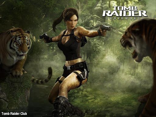 Tomb Raider Underworld Wallpapers