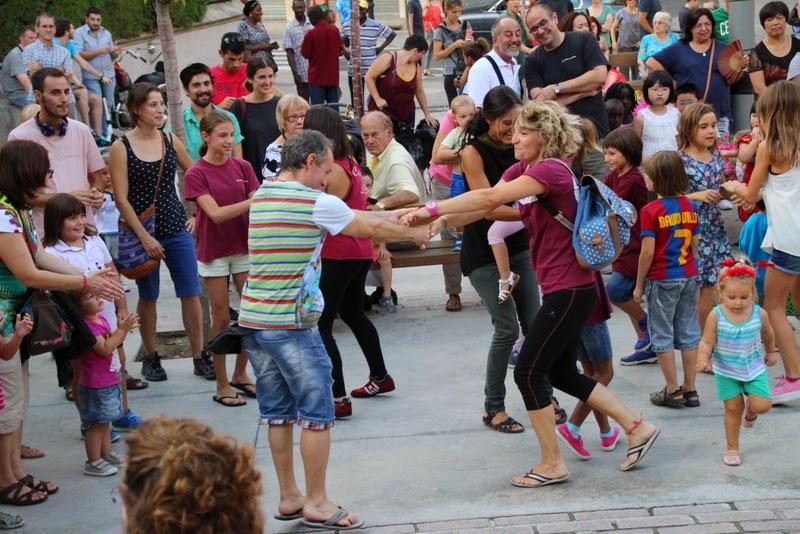 Festa infantil i taller balls tradicionals a Sant Llorenç  20-09-14 - IMG_4365.jpg