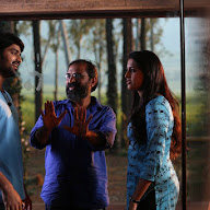 Oka Manasu Working Stills