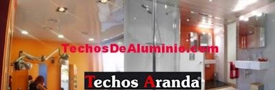 Ofertas economicas techos cocinas Madrid