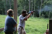 Shot gun fun