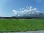 Στο δρόμο για τις Άλπεις