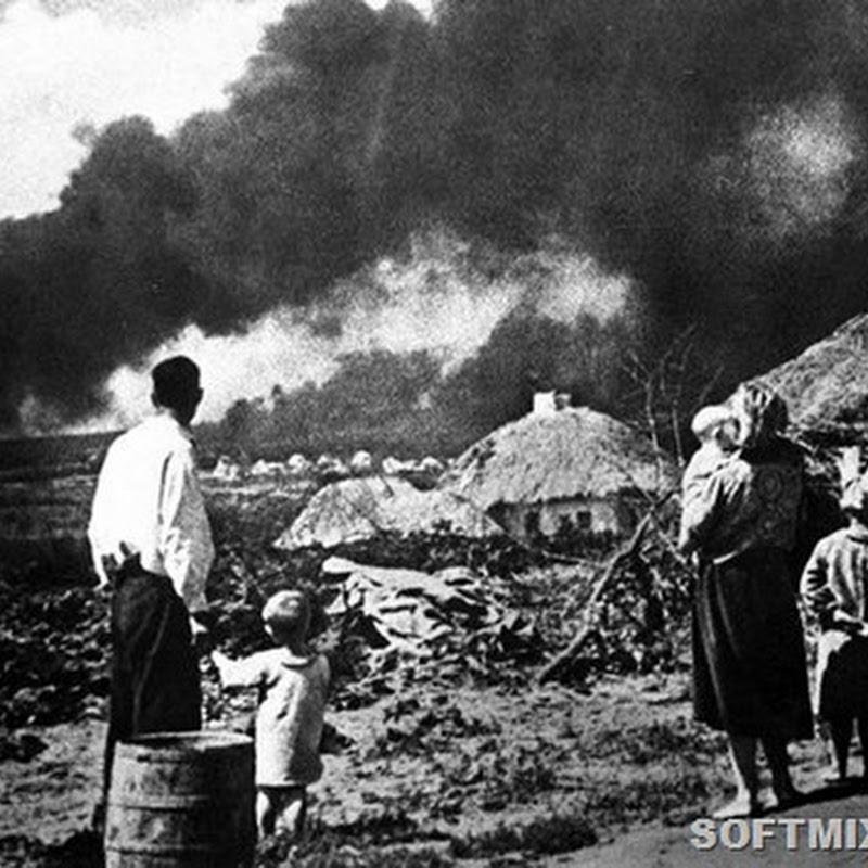 Редкие фотографии первых месяцев войны