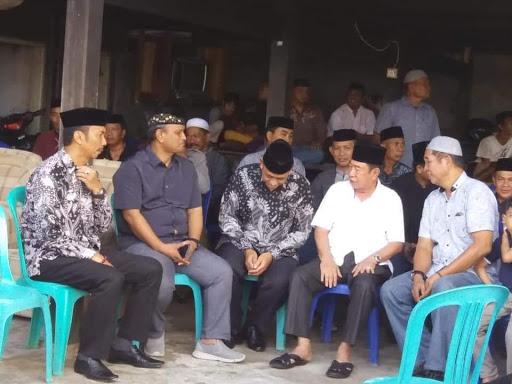 DBR Ucapkan Bela Sungkawa Atas Meninggalnya Ipar Wakil Bupati Wajo