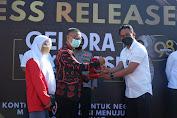 1.500 Pelajar Makassar Ikuti Vaksinasi Covid-19 Alumni Akpol 98 Peduli