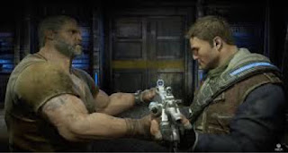Marcus y JD Fenix Gears of War