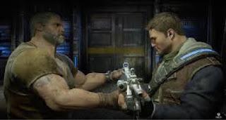 Marcus y JD Fenix Gears of War