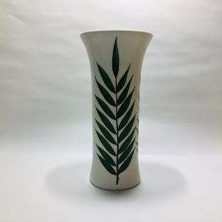 Tiffany & Co. Ceramic Vase