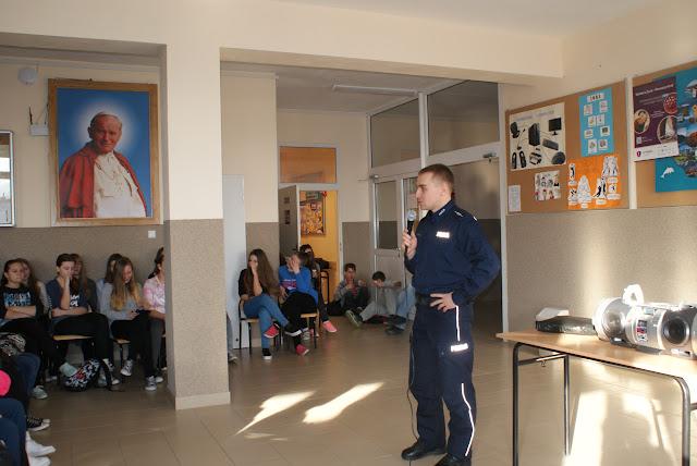 Spotkanie z policjantem - DSC03860.JPG