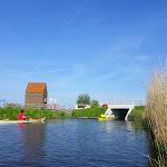091-We paddelen naar het Ringwiel door de Ringwielgreft.