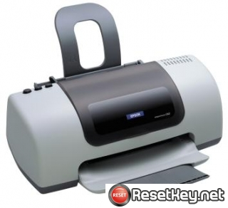 Epson C65 Waste Ink Counter Reset Key