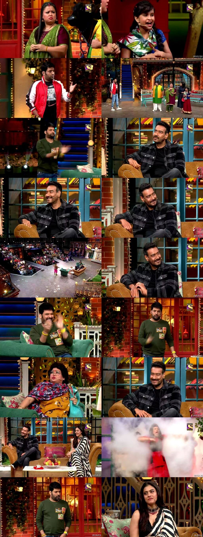 Screen Shot Of The Kapil Sharma Show 4th January 2020 Season 02 Episode 104 300MB Watch Online