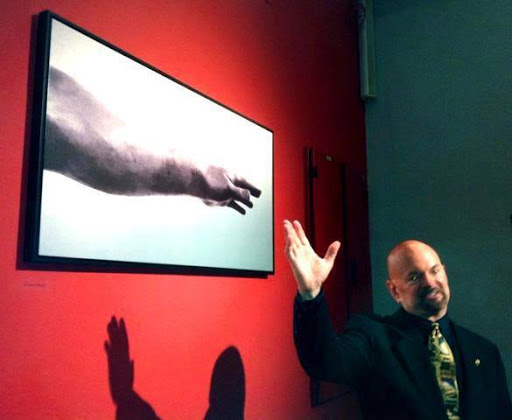 History-Making Art Exhibit at Henao Center Gallery. Photo Beauregarde von Hoffman