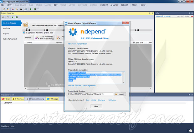 NDepend 6 Professional