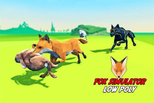 Fox Simulator Fantasy Jungle APK