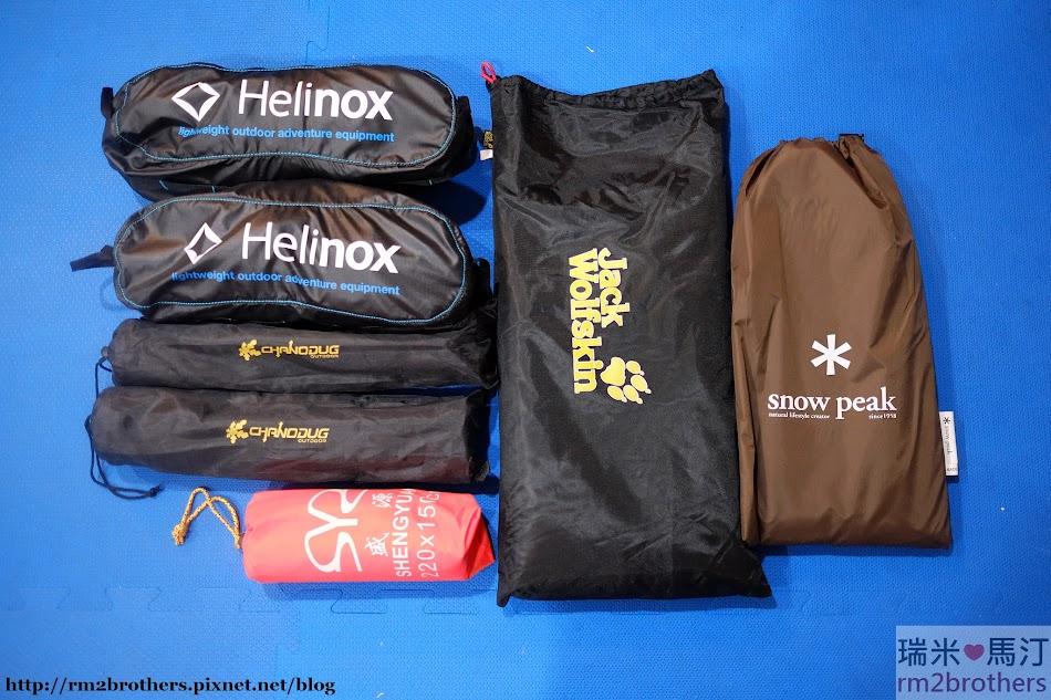 北海道暑假露營裝備分享