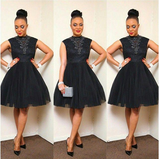 THE MOST ATTRACTIVE BLACK DRESSES FOR PRETTY WOMEN 1