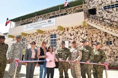 "Ministro de Defensa inaugura segunda etapa del recinto militar ""Batalla de Sabana Larga"""