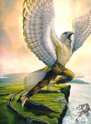 Falcon Loki, Asatru Gods And Heroes