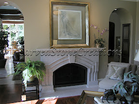 Fireplaces, Gallery, Interior, Surrounds