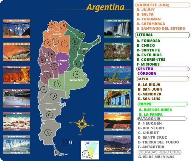 regions-de-Argentina