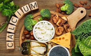 Calcium deficiency will not be felt