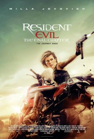 Vùng đất quỷ dữ 6: Hồi cuối - Resident Evil: The Final Chapter