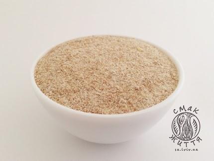 Борошно пшеничне власного виробництва (цільнозернове, органічне)