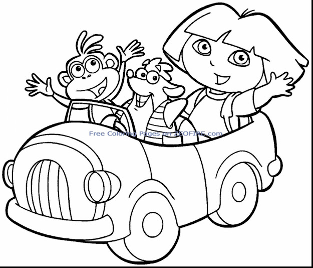 Terrific Dora And Friends Coloring Pages Printable With Friends Coloring  Pages And Lego Friends Coloring Pages