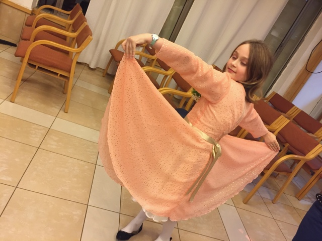 Comment j'ai cousu une robe de princesse pour un mariage