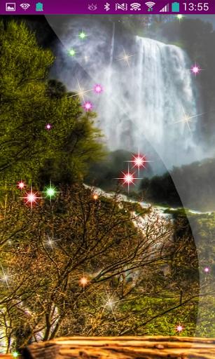 Landscape Waterfall HD LWP 2