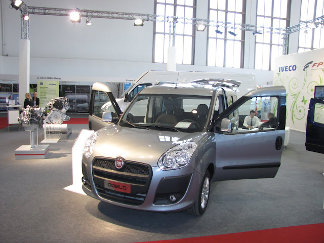 Fiat Doblo Natural Power (CNG)