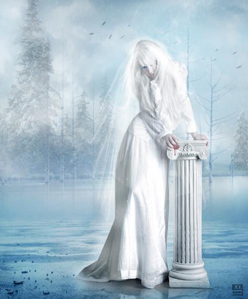 Winter Ghost, Ghosts