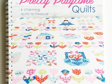 Pretty Playtime Quilts {Blog Hop}