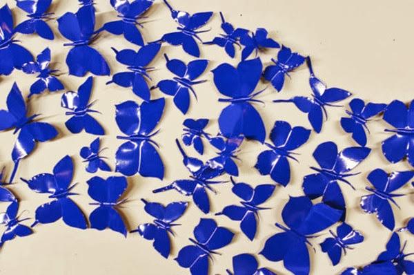 Biến đồ phế thải thành vật liệu trang trí nhà đẹp mắt