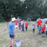 Dětský tábor a soutěž v Kladrubech II
