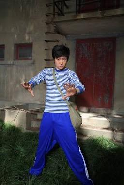 Han Xiuyi China Actor