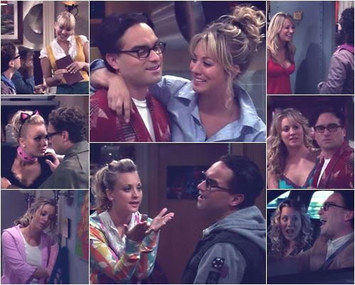 Leonard y Penny