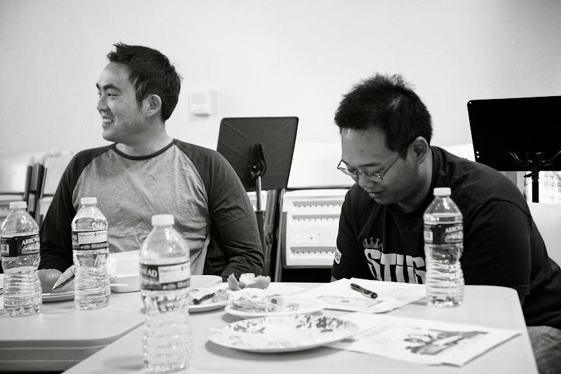 The Team Plans for the Festival - 2013 - DSC00193.JPG