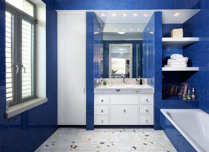 Blue Bathroom Decorating Ideas 2017 Style You 7